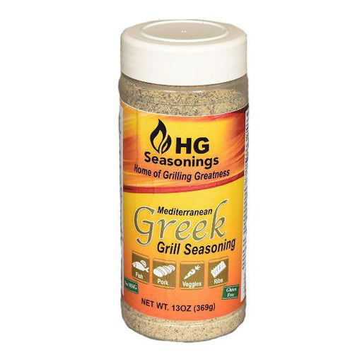 HG Mediterranean Greek Grill Seasoning Mix - HGS730850