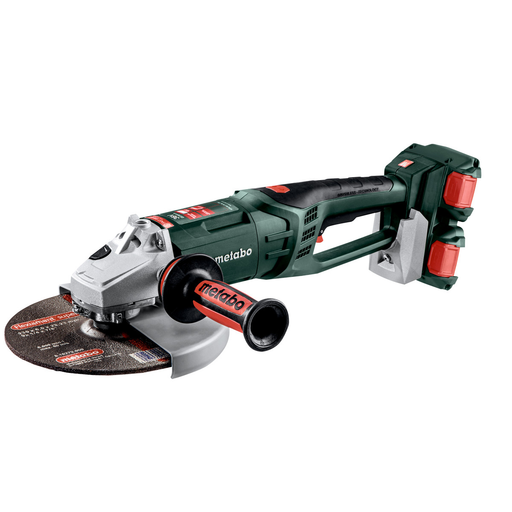 "Metabo WPB 38-18 LTX BL 230 9"" Cordless Angle Grinder - 613102860"