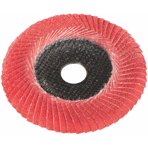 Metabo Flexiamant Super Convex Ceramic Flapper, 10/pk