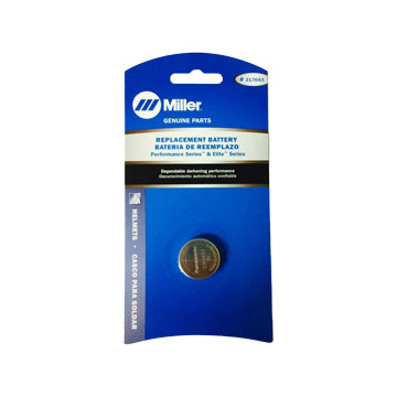 Miller Helmet Battery, Digital/Analog Series Helmets - 217043