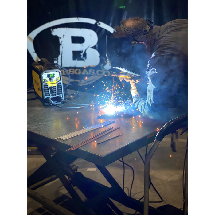 ESAB MiniArc Rogue Welder Application