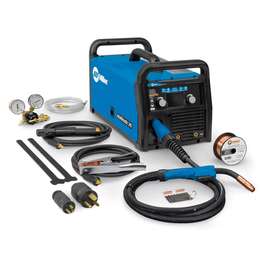 All in one Miller Multimatic 215 - 907693
