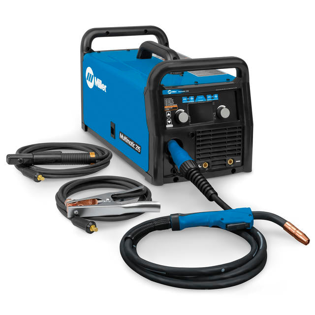 Miller Multimatic 215 All-in-One Multiprocess Welder - 907693
