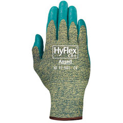 Ansell Hyflex Stretch Armor Cut-Resistant Palm Coated Nitrile Gloves - XL 12/pk - 11-501-10