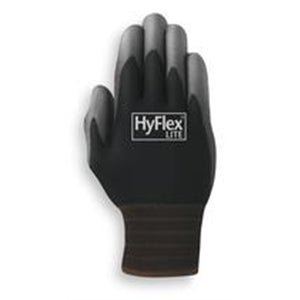 Ansell Hyflex Palm Coated Ultra-Lightweight Assembly Gloves, 12/pk - 11-600