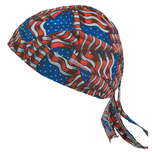 Comeaux - 7000 Doo Rags Stars & Stripes - One Size - 7000S&S