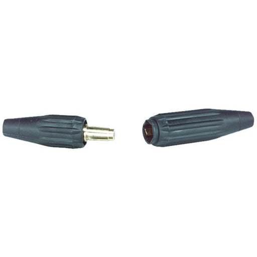 Jackson Quik-Trik Cable Connector, Single Dome-Nose Connection, 3/0-4/0 AWG Cap - 14734