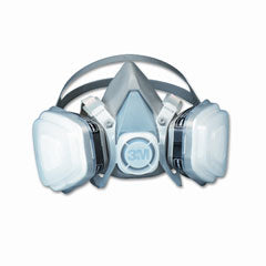 3M Half Face Organic Vapor Respirator Assembly 5000 Series Paint & Pesticide - 52P71