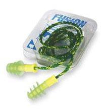 Sperian - Fusion Reusable Earplugs Size Small - Corded - 100/box - FUS30S-HP