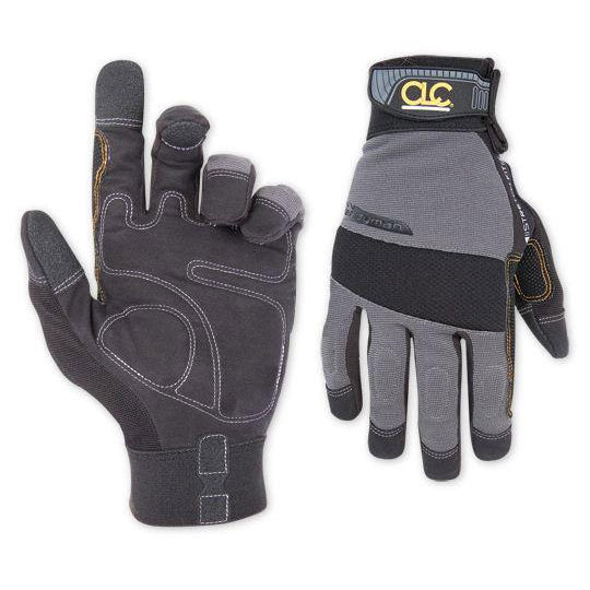 CLC Handyman Flex Grip Work Gloves, Large - Model 125 - 125L