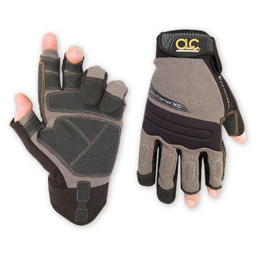 CLC Pro Framer XC Flex Grip Work Gloves, Medium - Model 140 - 140M