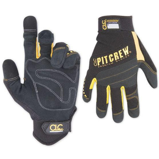 CLC Pit Crew Automotive Work Gloves, Large - Model 220B - 220BL