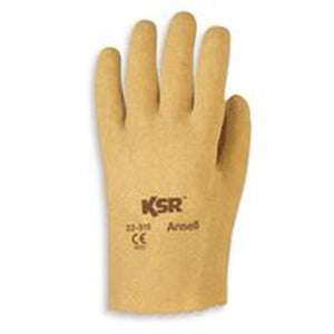 Ansell KSR Cut-Resistant Liquid Repellant Gloves, 12/pk - 22-515