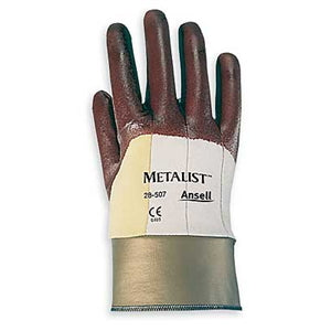 Ansell Metalist Foam Cut-Resistant Gloves, 12/pk - 28-407