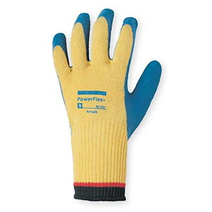 Ansell PowerFlex Plus Cut-Resistant Gloves - Pack of 12 - 80-600