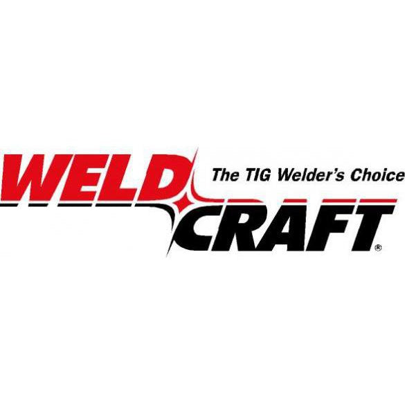 Weldcraft - O-Rings, 2/pk for TIG Welding Torches - 181W89