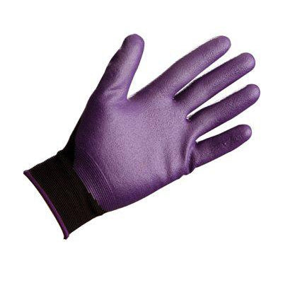 Kimberly-Clark KleenGuard G40 Purple Nitrile* Foam Coated Gloves 12/Bag - 40225