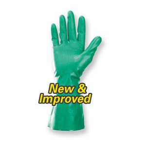 Kimberly-Clark KleenGuard G80 Purple Nitrile* Gloves - 94449