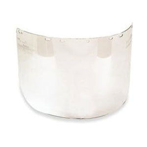"MSA - Clear Faceshield Polycarbonate 16"" x 8"" x .060"" - 488132"