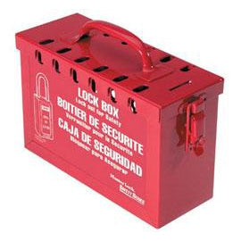 Master Lock - Metalgroup Lock Box - 498A