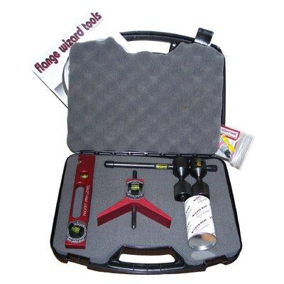 Flange Wizard 8905 Pipe Magician's Case - 8905