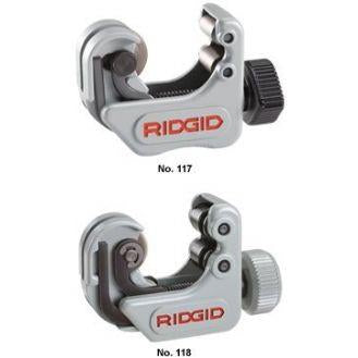 "Ridgid Close Quarters Tubing Cutters 3/16""-15/16"" - 40617"