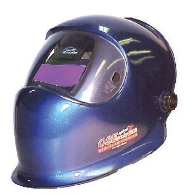 Sperian - Optrel OSE Mira Plus Welding Helmet w/ Selectable Fixed Shade 10 or 11 - Blue - K532
