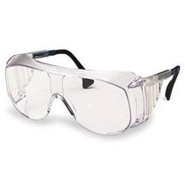 Sperian - Uvex Ultraspec 2001 OTG Safety Eyewear - Clear Frame / Clear Lens - S0112