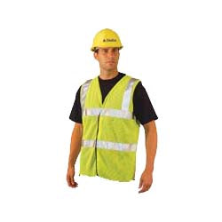 OccuNomix - ANSI Class 2 Mesh Safety Vest - LUX-SSCOOLG