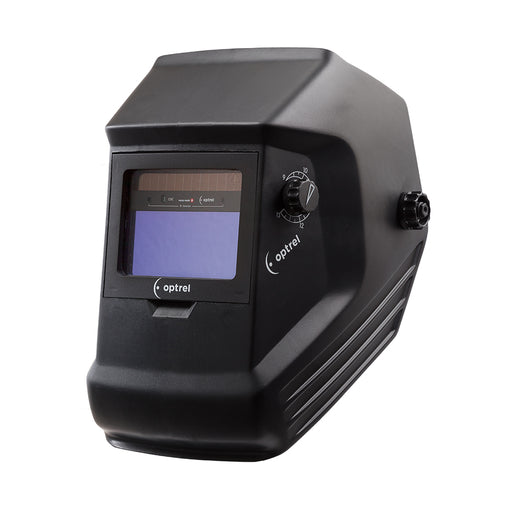 Optrel OSC Welding Helmet shown from the front side