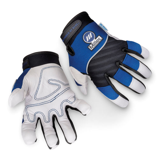 Comfort fit of the Miller Metalworker gloves