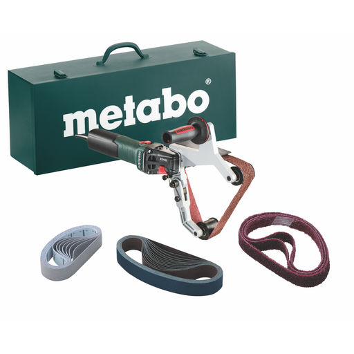 Metabo RBE 15-180 SET Tube Belt Sander - 602243620