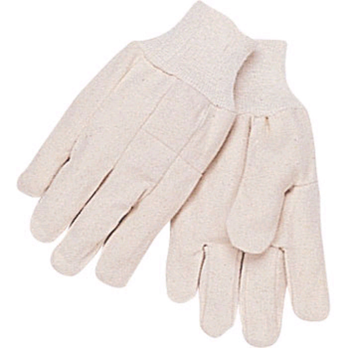 Black Stallion 8 oz. Cotton Canvas Industrial Gloves - 1108