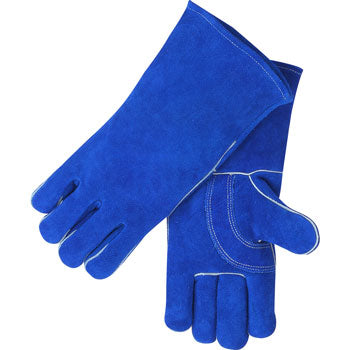 Black Stallion 113 - Value Split Cowhide Stick Welding Gloves - 113