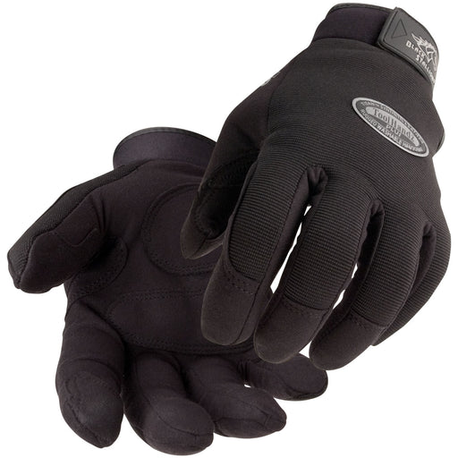 Black Stallion Tool Handz PLUS Mechanic Gloves - 99PLUS-BLK