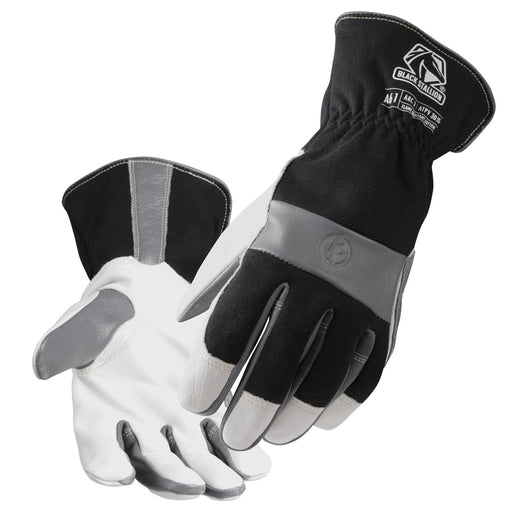 Black Stallion ARC-Rated Cowhide & FR Cotton Utility Glove - A61