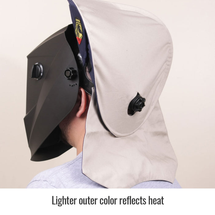 Black Stallion GlareBlocker Welding Helmet Glare Guard - AH3035-NS