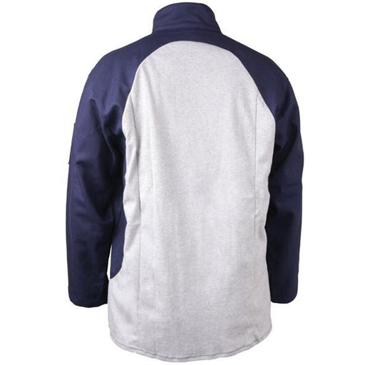 Black Stallion Stretch-Back FR Cotton Welding Jacket - JF1625-NG