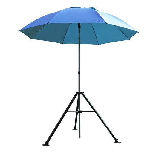 Black Stallion Core FR Industrial Umbrella + Stand - UB250