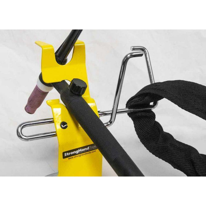 Strong Hand TIG Torch Holder with Cable hanger - MRT100