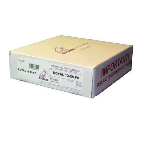 Crown Alloys Royal 13-29 FC .045 Hard Facing MIG Wire, 9# - RS1329/2G