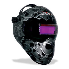 Save Phace Black Asp Gen X Series Welding Helmet - 3010059