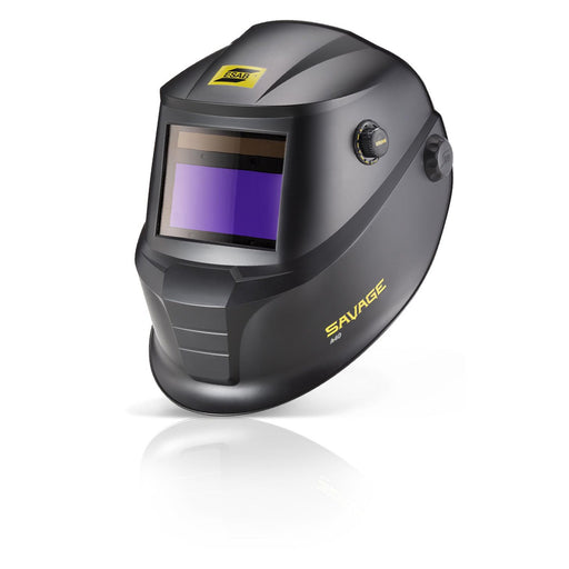 ESAB Savage A40 Black Welding Helmet premium optics at affordable price 0700000480