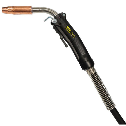 Tweco Spray Master 250 MIG Gun, 8-Pin, 15ft (3.5 m) - 1023-1140