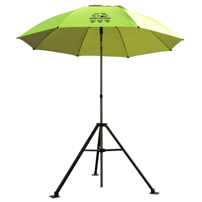 Black Stallion Core FR Industrial Umbrella - UB200