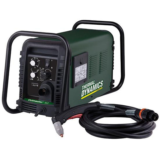 Thermal Dynamics Cutmaster 152, 460V- 120 Amp (20 ft Leads) - 1-1730-2