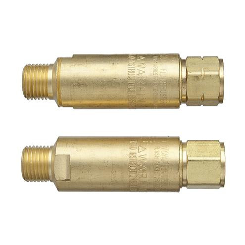 Victor FB-1 Flashback Arrestor Pair - Torch to Hose