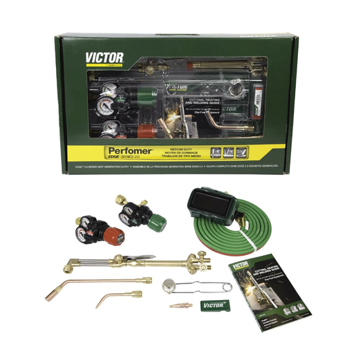 Victor Performer 540/300 Edge 2.0 MD (Acetylene) - 0384-2126