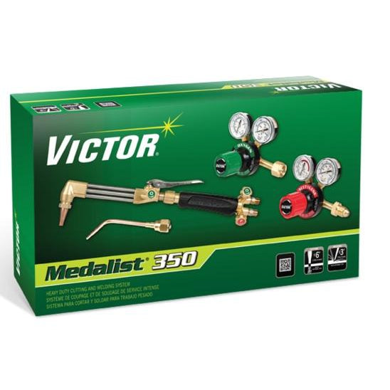Victor Medalist 350 Acet. HD Outfit 540/510 G-350 Regs - 0384-2690