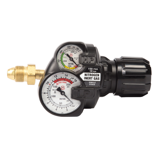 Victor Edge 2.0 Regulator- Inert - 0781-3609